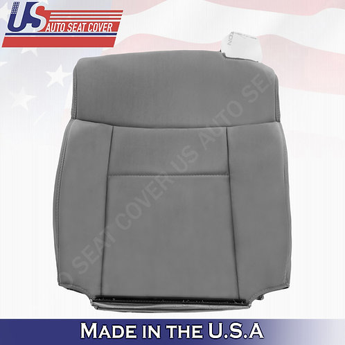 2004-2008 Ford F-150 Driver Top Cloth Seat Cover in Gray