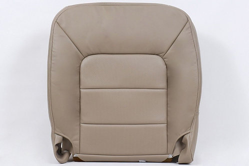 2003-2006 Ford expedition Limited Driver botom Perforated Leather seat cover Tan