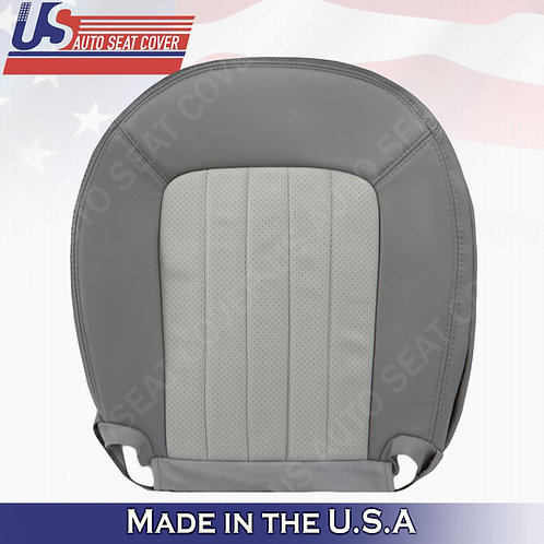 2002 2003 2004 2005 Mercury Mountaineer Base Driver Bottom Leather Seat Cover 2