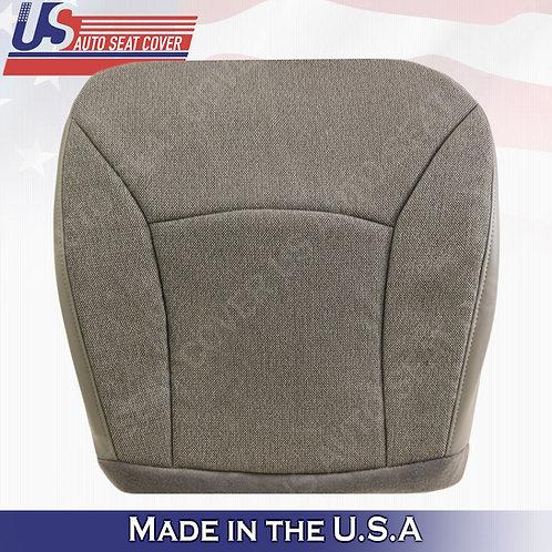2003 - 2008 Ford E150 E250 E350  Econoline Van PASSENGER Bottom Cloth Cover TAN