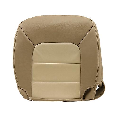 2003-2006  Ford Expedition Eddie Bauer Driver Bottom Leather Seat Cover