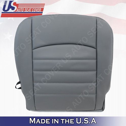 2016 2017 2018 Dodge Ram 2500 ST Base -Passenger Bottom Vinyl Seat Cover Gray