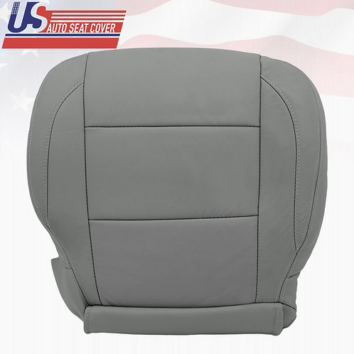 2005-2015 Gray Passenger bottom Leather Seat Cover for Nissan Arm