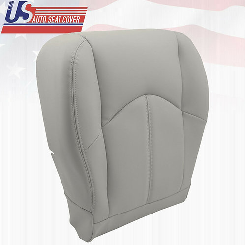 Fits 1999-2003 Lexus RX300 Driver Bottom Leather Seat Cover Gray