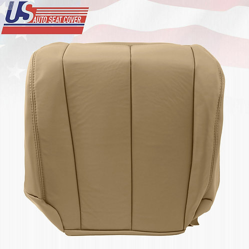 2003-2007 Driver Bottom Leather Seat Cover For Nissan Murano S SE SL Sport
