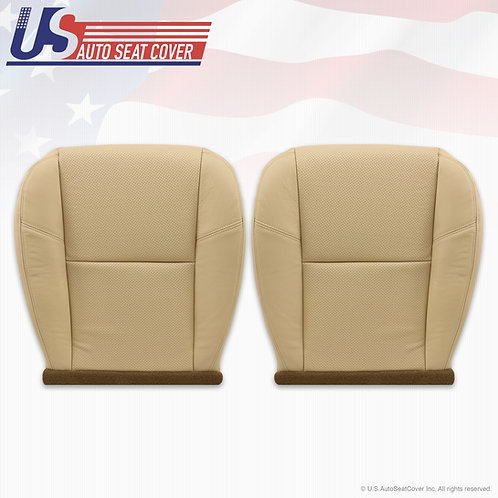 2007 2008 Cadillac Escalade Passenger Bottom Perforated Leather Seat Cover