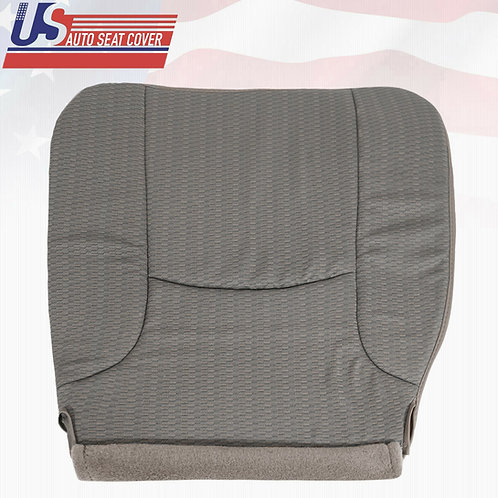 2002 -2005 Dodge Ram 1500 ST DRIVER Bottom Cloth Seat Cover Taupe