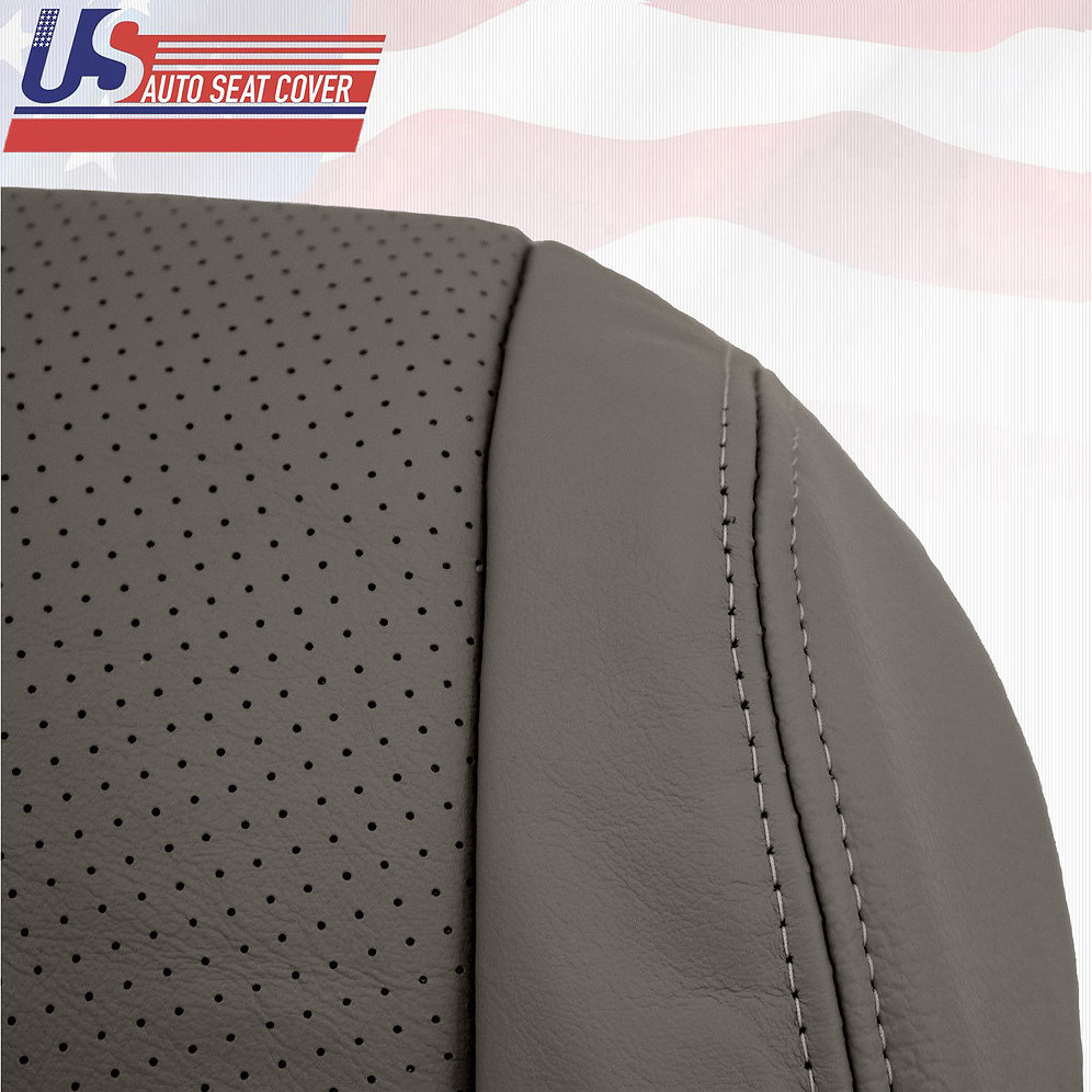2004 -2008 Acura TL PASSENGER Bottom Perforated Leather
