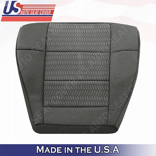 2003 Ford F150 SPORT XLT X-Cab 4X4 2WD -Driver Side Bottom Cloth Seat Cover Gray