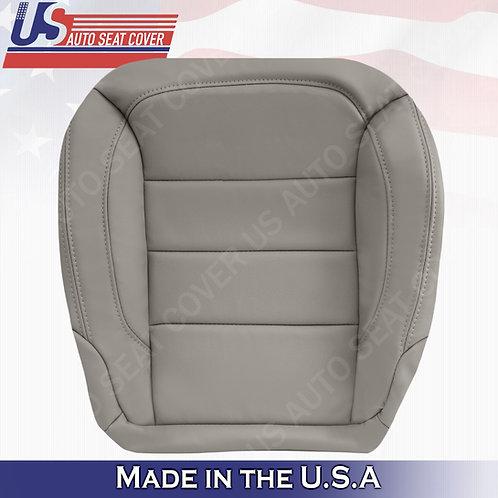 For 2012-2015 Mercedes-Benz ML250 ML350 Passenger Bottom Leather Cover Gray