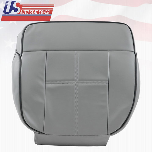 2006-2008 Lincoln Mark LT- Bottom Leather Replacement Cover GRAY