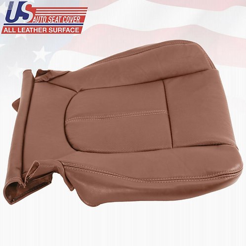 2011-2014 Ford F250 F350 King Ranch PASSENGER Bottom Perforated Leather Cover