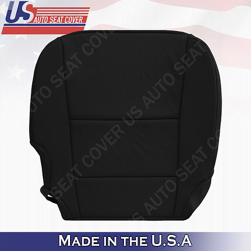 for 2013-2018 Acura RDX perforated leather passenger bottom black cover