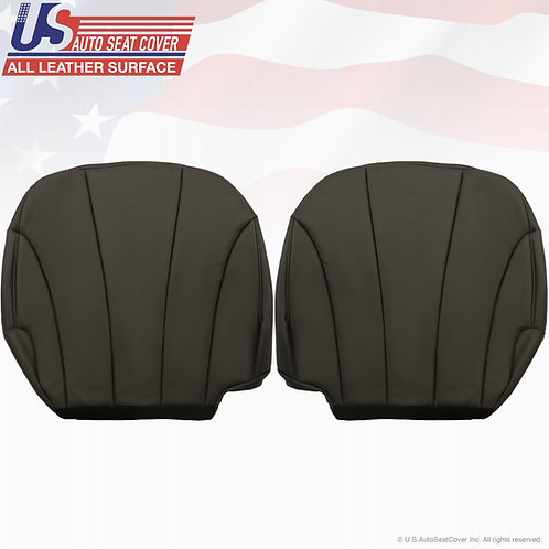 1999-2002 GMC Sierra 1500 2500 WORK TRUCK BOTTOM Vinyl Seat Cover Graphite