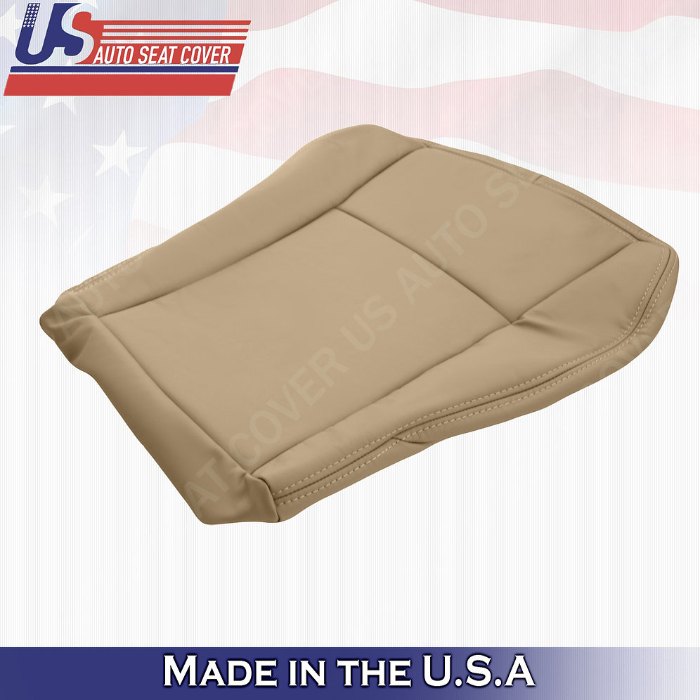 2003 To 2007 Cadillac CTS Driver Bottom Leather Seat Cover
