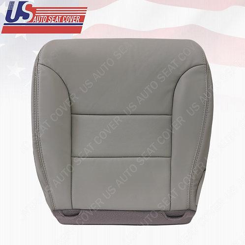 For 2005 -2010 Honda Odyssey XL Passenger Bottom Leather Cover Gray