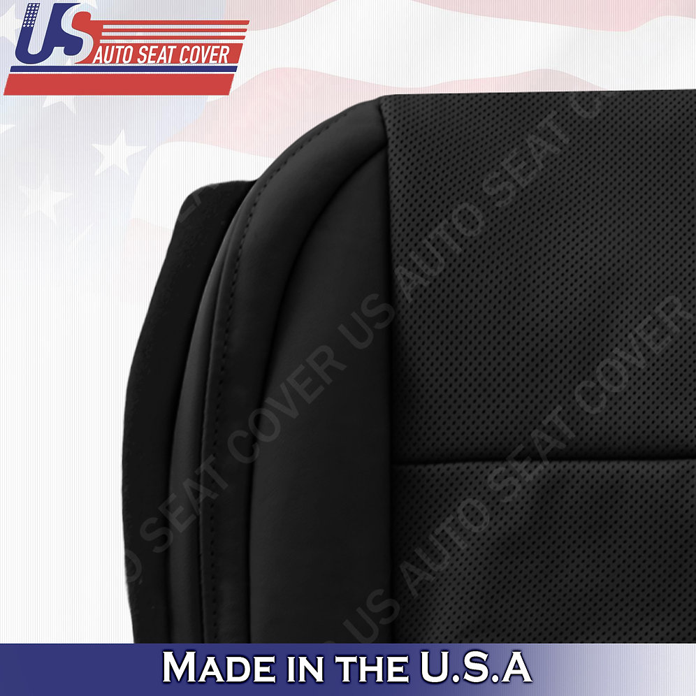 For Driver Passenger Lexus Es350 Perforated Leather Bottom