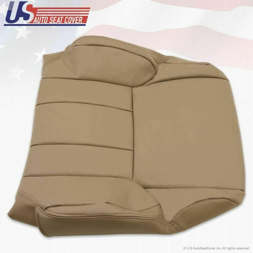 Terrific For 1996 2002 Toyota 4Runner Leather Passenger Top Bottom Seat Covers In Tan Dailytribune Chair Design For Home Dailytribuneorg
