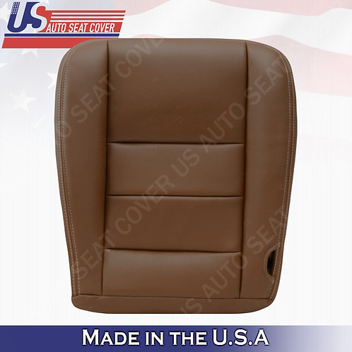 2002-2007 Ford F250 F350 King Ranch Driver Bottom vinyl Seat Cover