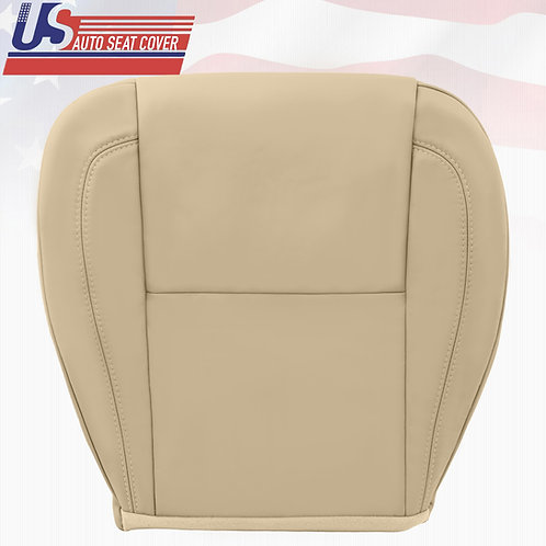 Fits 1998 - 2005 Lexus GS300 GS400 GS430 Driver Bottoms Leather Cover Ivory Tan