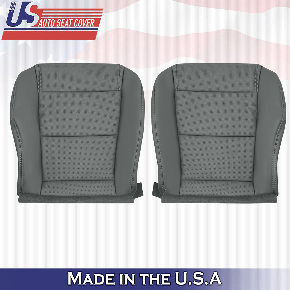 2001-2006 Acura MDX Driver & Passenger Bottom Perforated