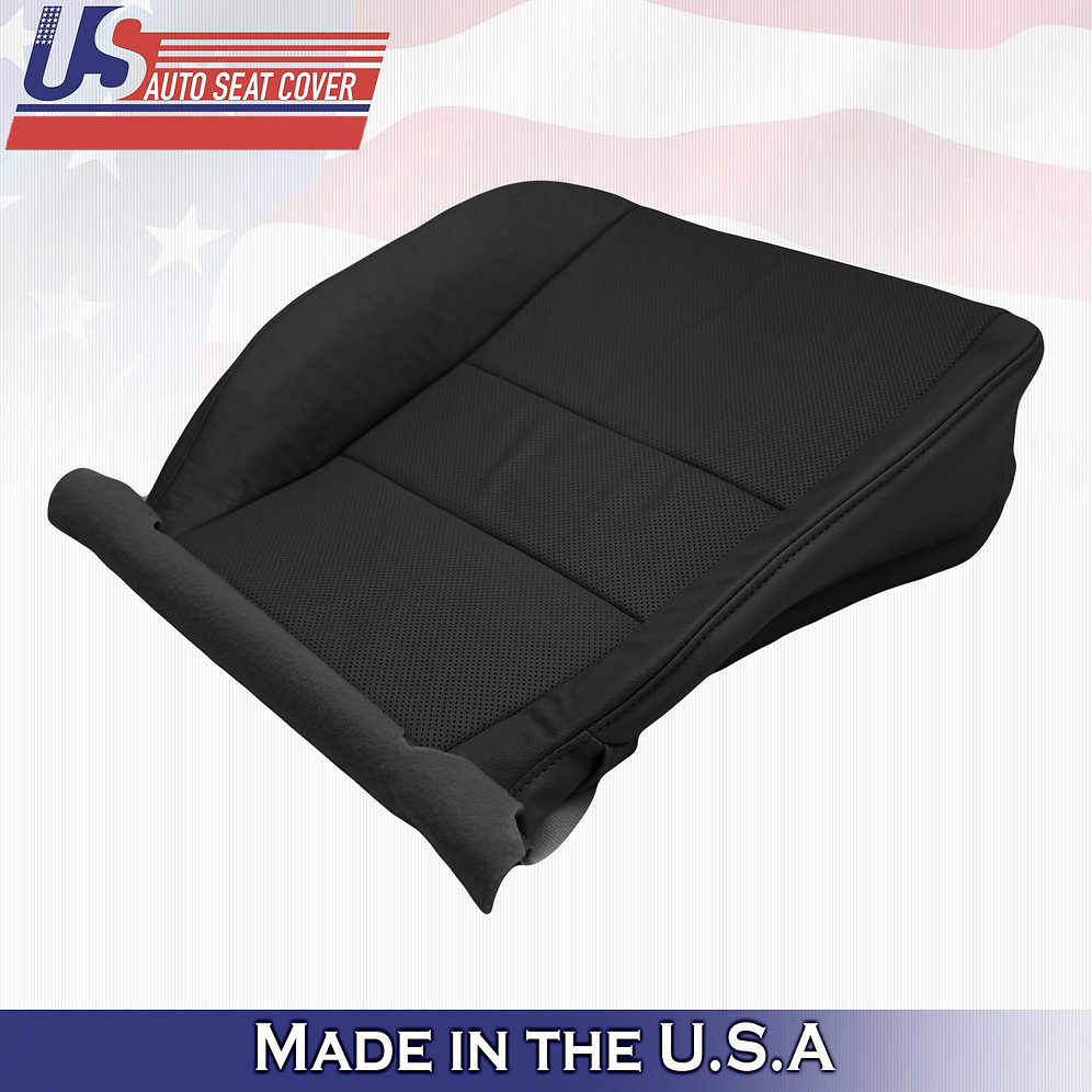 For 2009-2014 Acura TSX Driver Bottom Perforated Leather