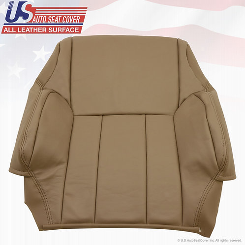Passenger Top Seat Cover Tan Fits 1996 - 2002 Toyota 4Runner