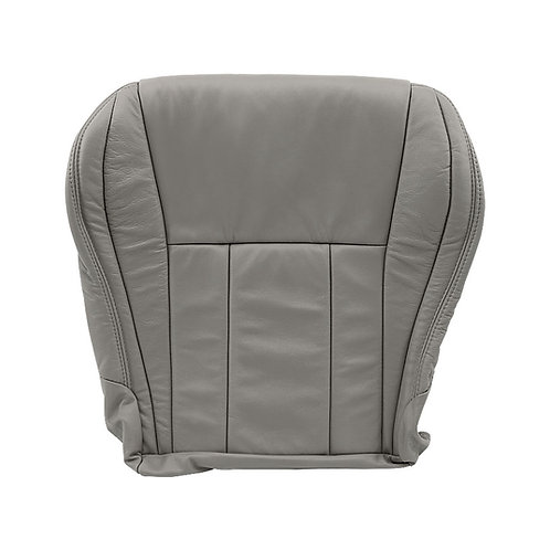 1996-2000 TOYOTA 4 RUNNER DRIVER BOTTOM LEATHER SEAT COVER