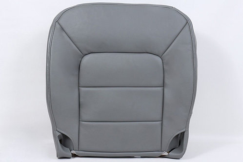 2003-2006 Ford expedition Limited Driver bottom Leather seat cover Gray