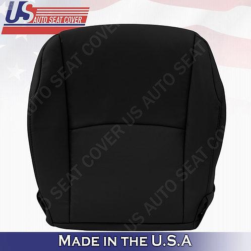 For 2010-2014 Toyota 4runner Passenger side Bottom Leather Seat Cover Black