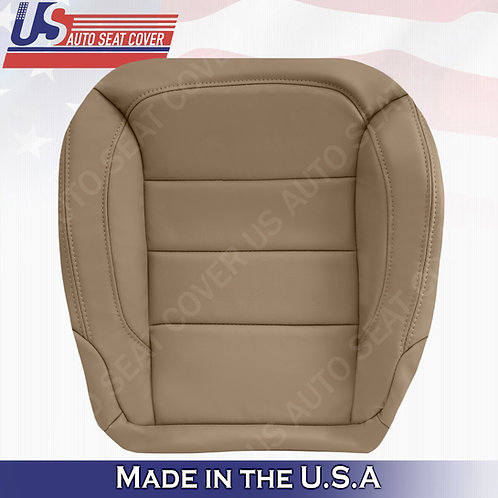 For 2012 to 2015 Mercedes Benz  ML350 ML250 Driver Bottom Leather Cover Tan