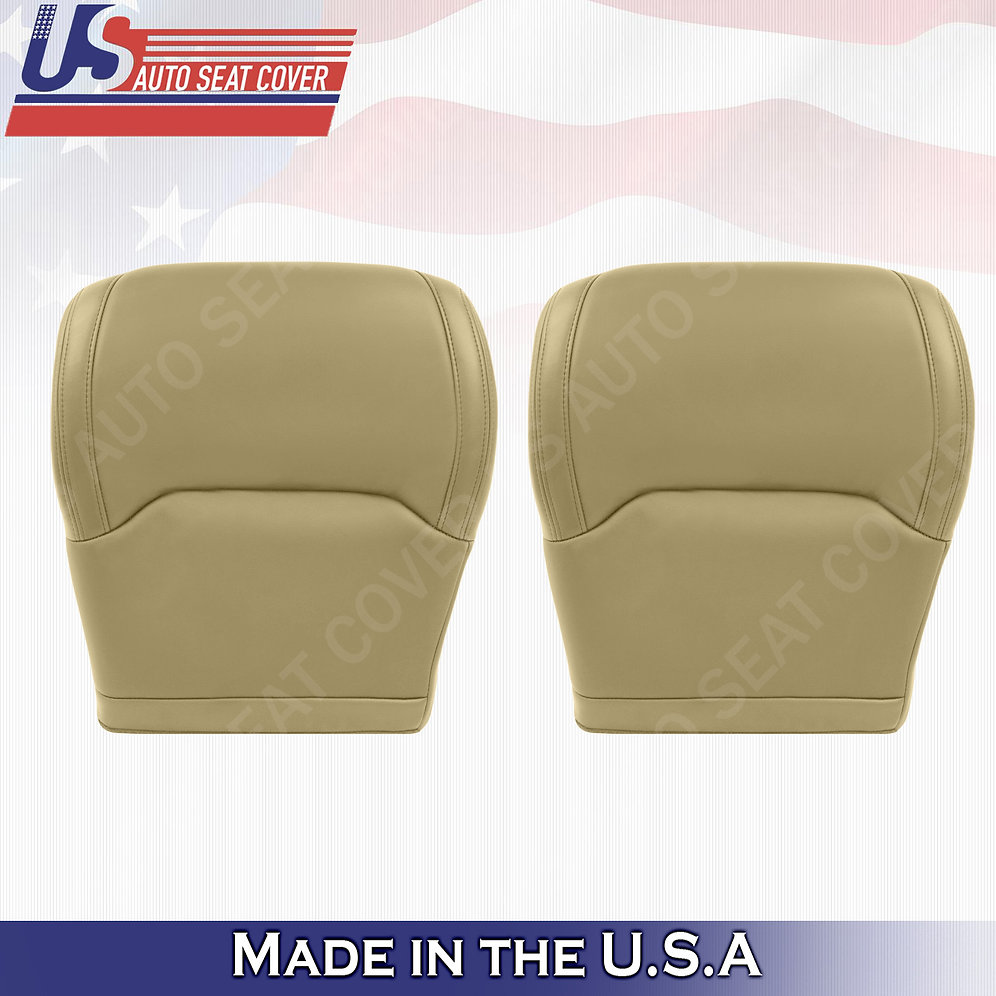 For 1999-2003 Acura TL Driver Passenger Bottom Leather