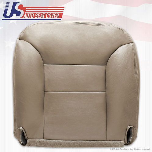 1995-1999 Chevy Silverado C/K 1500 2500 Driver Bottom Leather/Vinyl Seat Cover