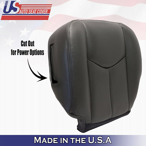 For 2003-2006 Chevy & 2007 Classic DRIVER BOTTOM cover + FOAM DRIVERS SIDE ONLY