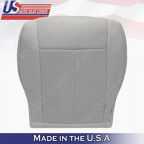 For 2007-2012 Nissan Altima Driver  bottom cloth seat cover Gray