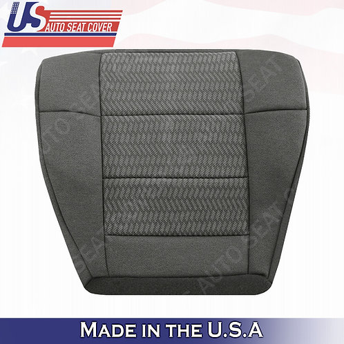2003 Ford F150 SPORT XLT -Passenger Side Bottom Cloth Seat Cover Gray