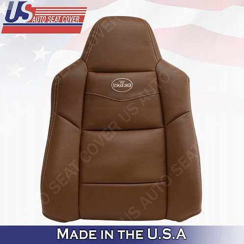 2002-2007 Ford F250 F350 King Ranch PASSENGER Top Vinyl Replacement Cover