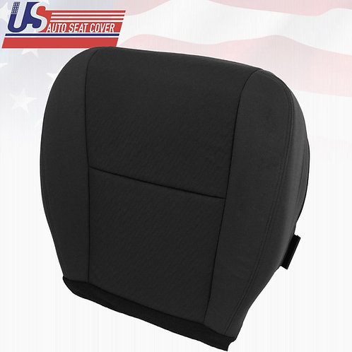 2010 - 2014 Chevy Silverado Passenger Bottom Replacement Cloth Seat Cover B
