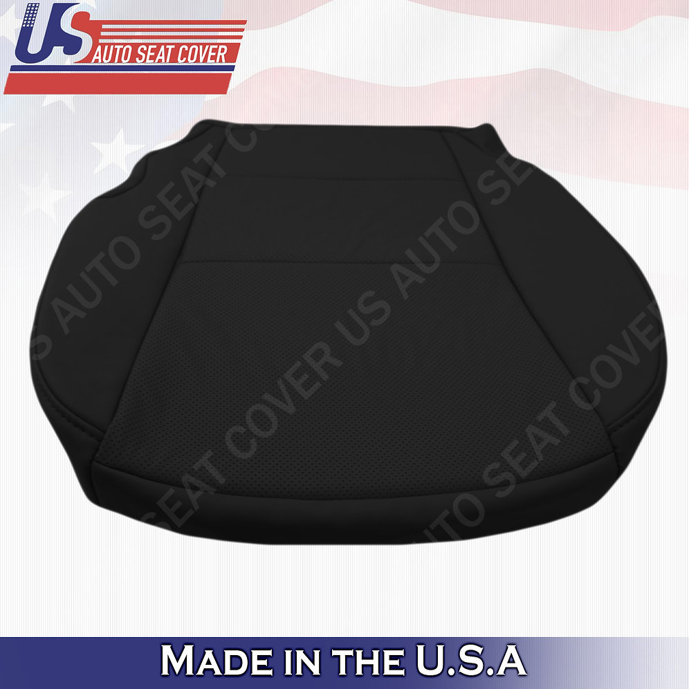 Fits Acura RDX 2013-2018 Driver Bottom Perforated Leather