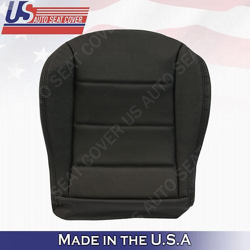 1999 -2004 Volkswagen Jetta Driver Bottom Leather seat cover Black