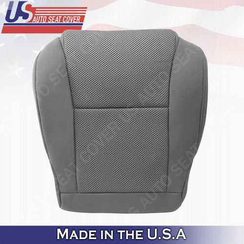 2017 Tacoma Seat Covers >> For 2005-2008 Toyota Tacoma Driver Bottom Cloth Seat Cover Gray   usautoseatcover