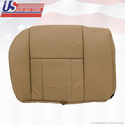 Fit 1996-2002 Toyota 4Runner REAR Driver Bottom Leather Seat Cover Oak Tan