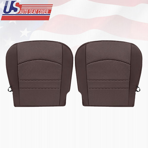 2013 - 2018 Dodge Ram 1500 2500 Bottom Cloth Seat Cover Canyon Brown