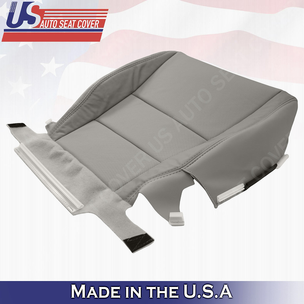 2007-2012 Acura RDX Passenger Bottom Perforated Leather In
