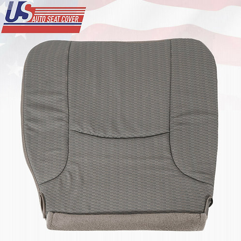 2002 -2005 Dodge Ram 1500ST  PASSENGER Bottom Cloth Seat Cover Taupe