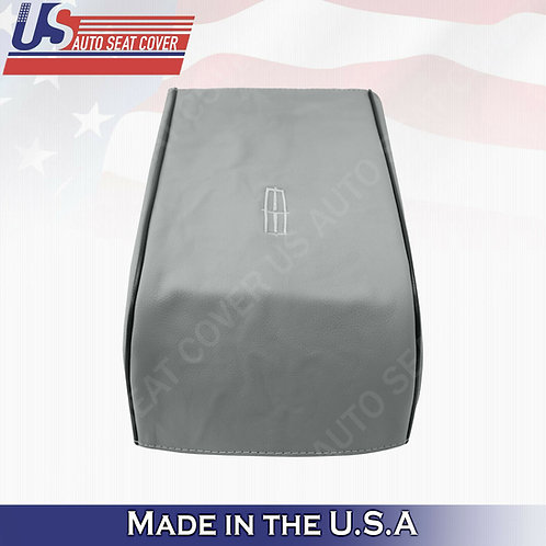 2006 -2008 Lincoln Mark LT Leather Center Console Gray Replacement