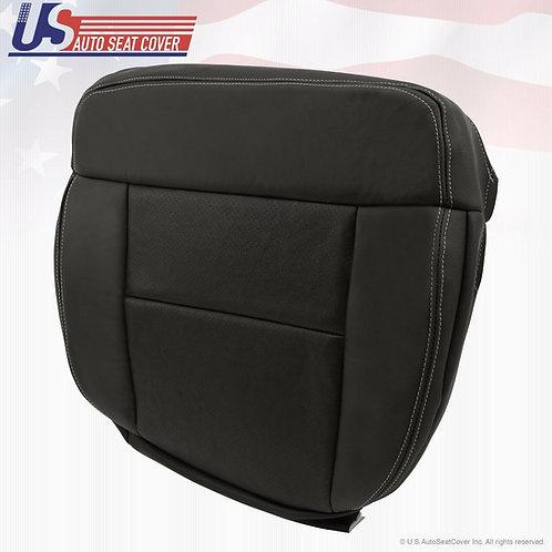 04-08 Ford F150 XLT Lariat SPORT FX4 FX2 -Passenger Bottom Leather Cover Black