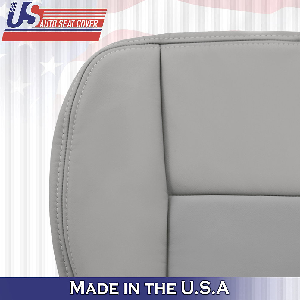2004 2005 Cadillac CTS Passenger Side Bottom Leather Seat