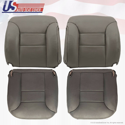 1995 to 1999 Chevy Tahoe Suburban Front Driver/Passenger Upholstery Seat Covers