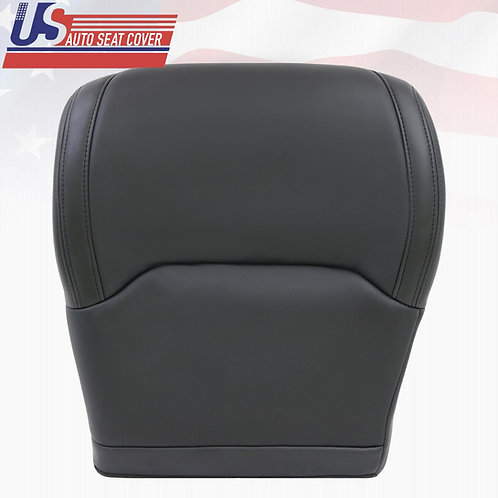 1999 2000 2001 2002 2003 Acura TL V6 Driver Bottom Black Leather Seat Cover